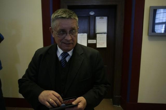 Prof. Andrzej Ceynowa