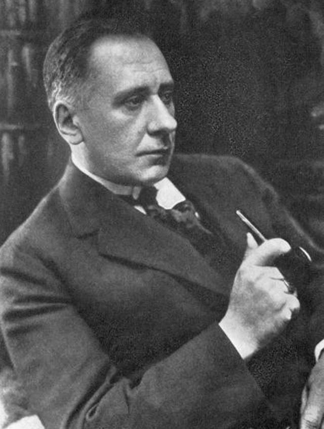 Ferdynand Antoni Ossendowski w latach 30-tych