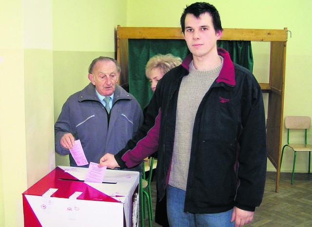 Podczas ostatnich wyborów samorządowych wyborcy z Oświęcimia zrobili trzeci wynik w powiecie