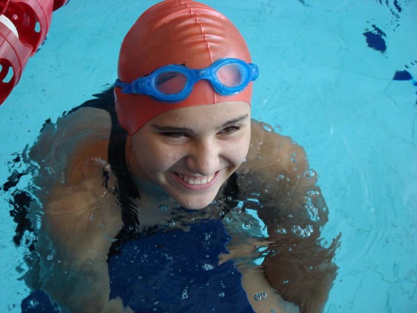Magdalena Wieczorek (Fala Kraśnik) zdobyła w Szczecinie brąz na dystansie 800 m stylem dowolnym