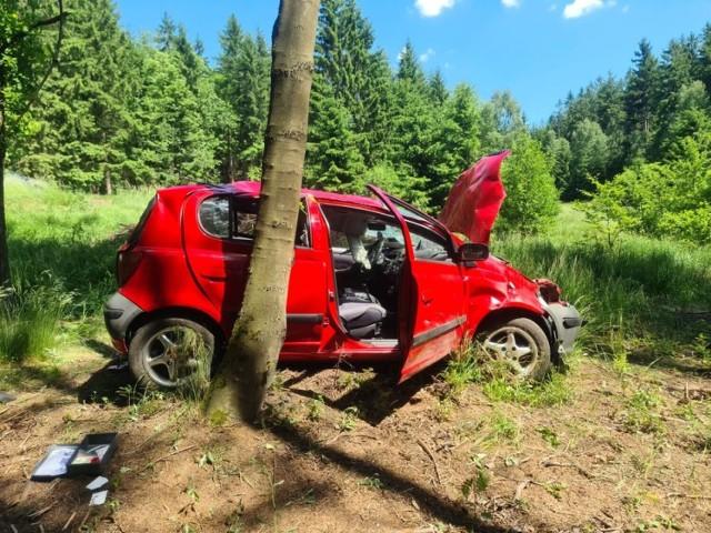Wypadek w Kuźnicach w Boguszowie - Gorcach