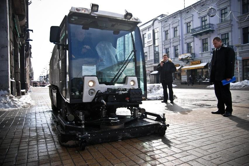 Za 43 miliony rocznie dla ŁZUK-u Łódź powinna lśnić - uważa prezydent Hanna Zdanowska.