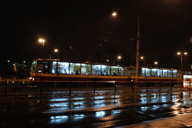 W czwartek na Kopcińskiego wracają tramwaje.