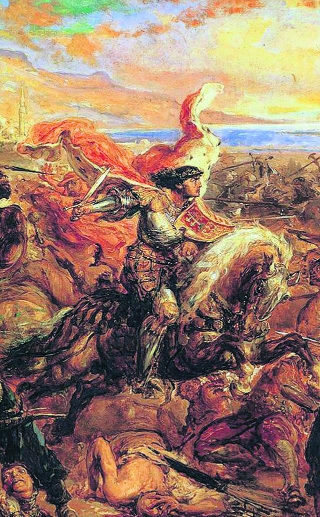 Władysław III zginął w bitwie pod Warną 10 listopada 1444 r.