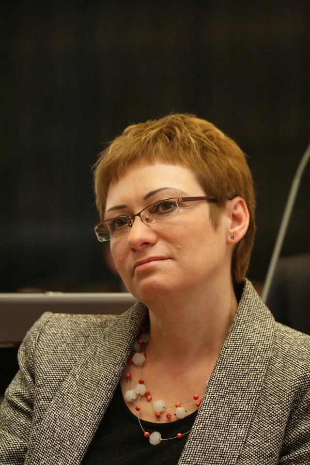Agnieszka Nowak podsumowała rok swojej pracy