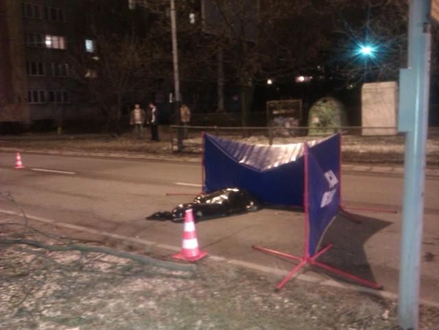 Łódź: zginęła kobieta potrącona przez tira