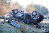 Tragedia w Skępem na DK 10. Trzy osoby zginęły w wypadku [aktl. zdjęcia]