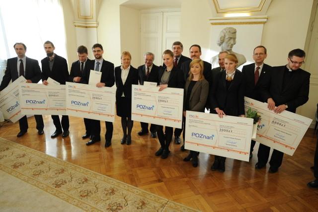 W urzędzie miasta rozdano nagrody za najlepsze prace magisterskie