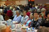 Żory: spotkanie opłatkowe seniorów w klubie Wisus [ZDJĘCIA]