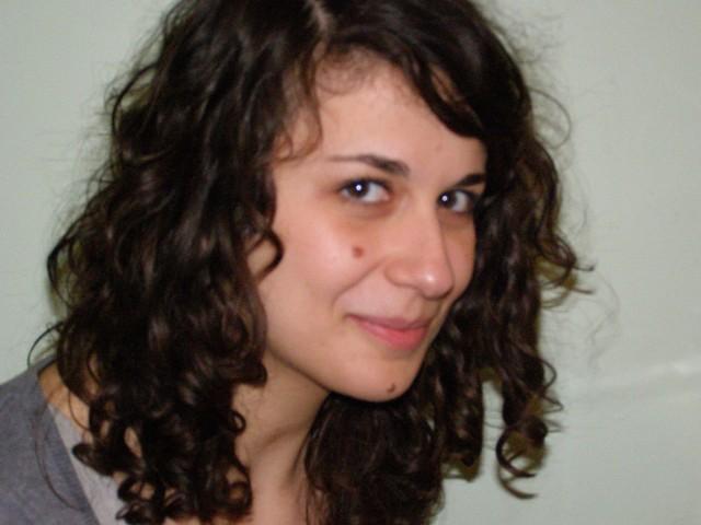 Katarzyna Radgowska, studentka V roku psychologii