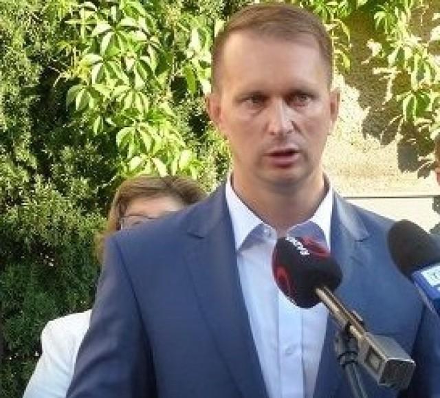 Sławomir Sieczkowski odwołany z funkcji skarbnika