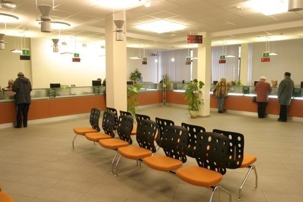 Biuro obsługi klienta w Enerdze