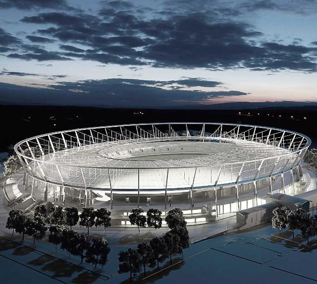 Tak ma wyglądać Stadion Śląski po modernizacji