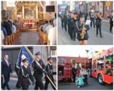 Uroczyste obchody Dnia Strażaka w Kobylinie. Najpierw msza święta, potem wizyta w jednostce [FOTOREPORTAŻ]