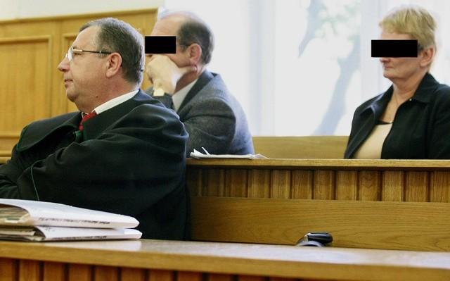 Janusz F. i Maria T.-H dostali wyroki w zawieszeniu