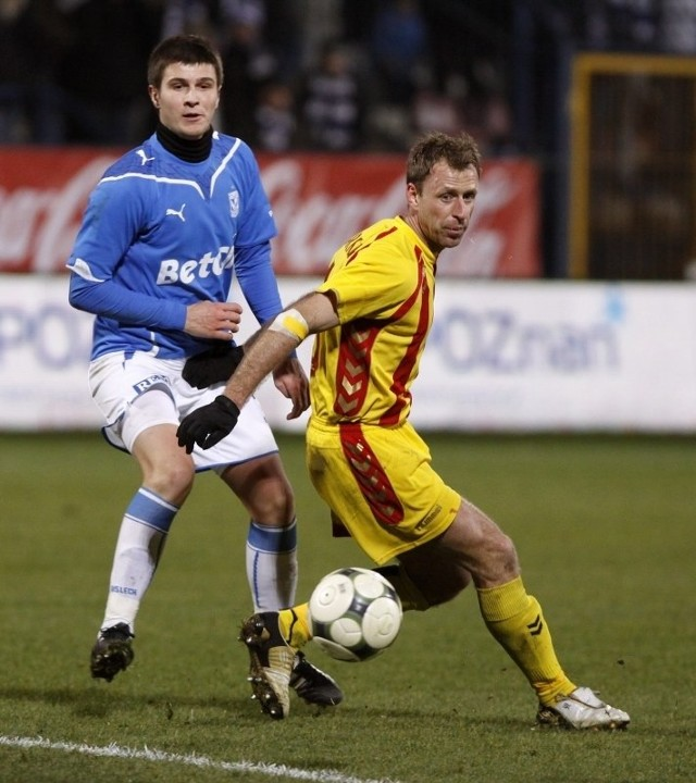 Jak tym razem Lech Poznań poradzi sobie na własnym stadionie z Koroną Kielce?