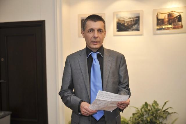Maciej Rakowski po grecku