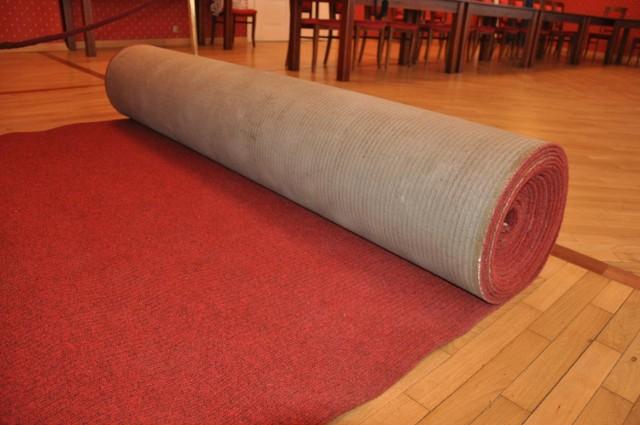 Dywan na aukcję WOŚP został znaleziony w urzędowych magazynach