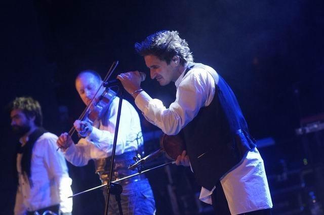 Koncert Zakopower w Teatrze Wielkim w Poznaniu, 27.02.2012 r.