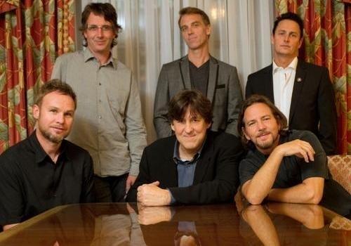 Pearl Jam i autor ich biografii Cameron Crowe