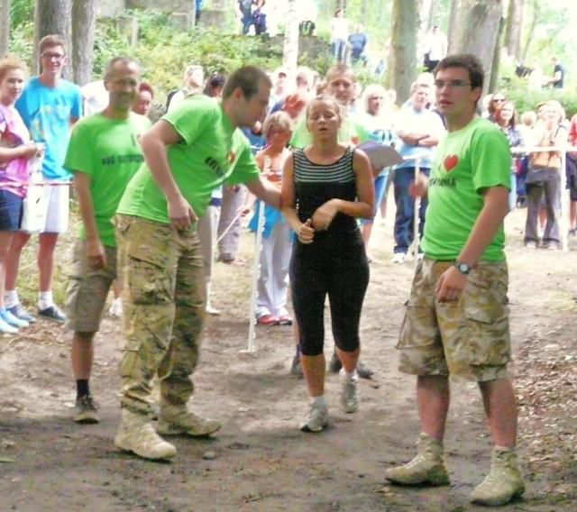 Bieg Katorżnika 2014: Mistrzostwa Polski w Biegu Tyłem