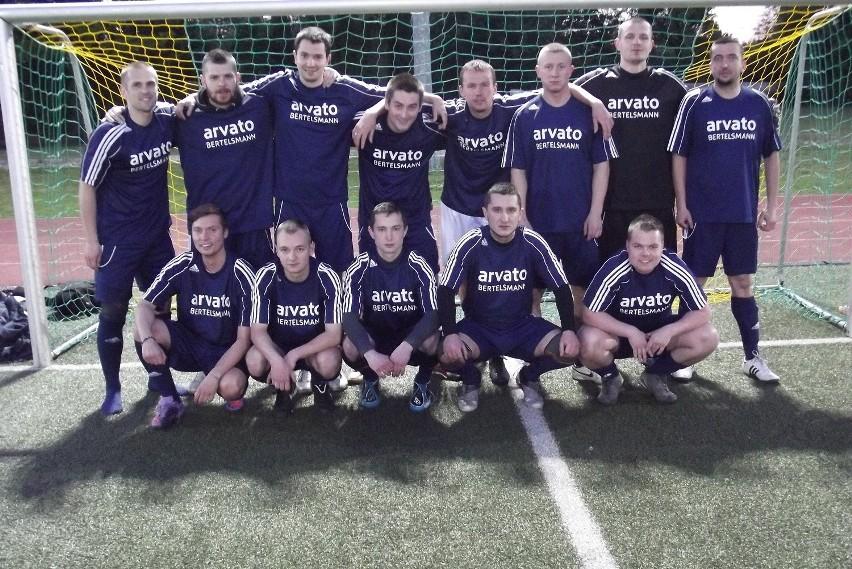FC Arvato ciągle ma szansę na walkę o awans