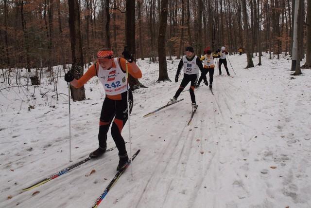Magdalena Czusz (MULKS Tomaszów Lubelski) triumfowała w biegu głównym kobiet na dystansie 8 km