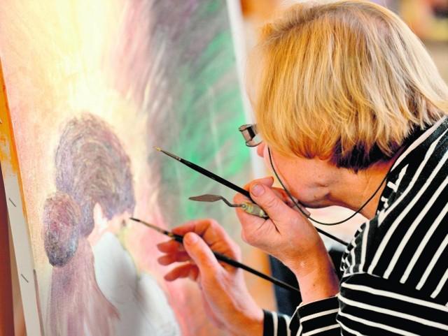 Artyści w Jazowej tworzą dzieła, których głównym motywem będzie dziesięć przykazań