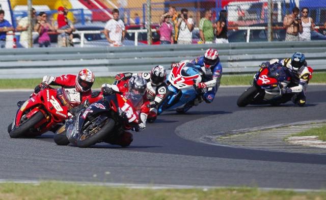 To będzie już ostatnia, VI runda wyścigowych motocyklowych mistrzostw Polski i Pucharu Polski na Torze Poznań