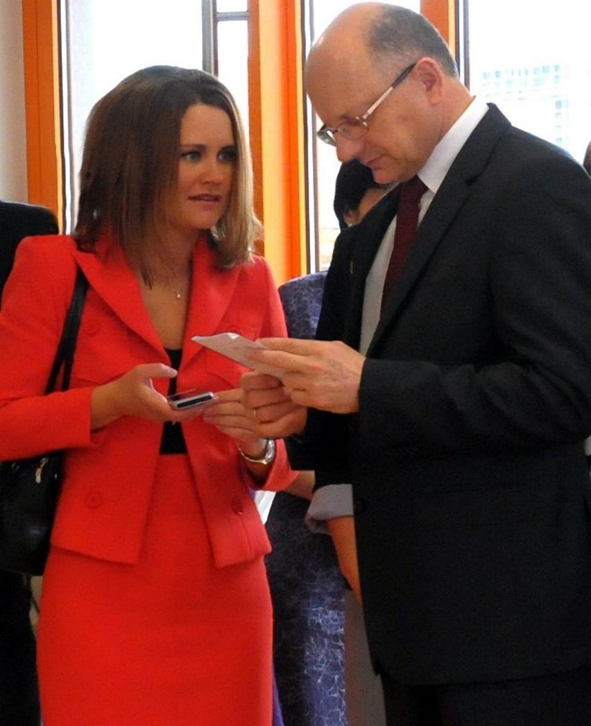 Katarzyna Mieczkowska-Czerniak będzie zastępcą prezydenta Lublina Krzysztofa Żuka