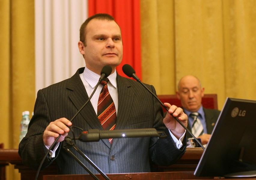 Maciej Grubski jest oficjalnym kandydatem PO