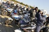 Drogówka na motocyklach ćwiczy na Torze Poznań [ZDJĘCIA]