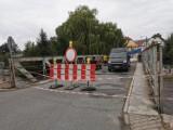 Rozpoczął się remont mostu w Żelaźnie