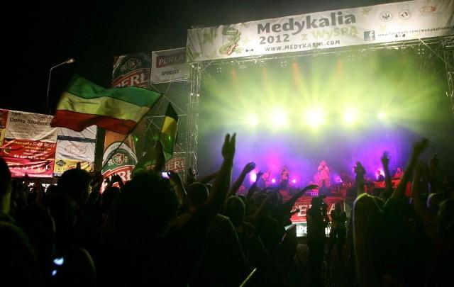 Medykalia 2012: Koncert Natural Dread Killaz