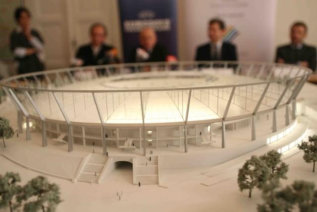 Makieta zmodernizowanego Śląskiego była już w Parlamencie Europejskim, teraz będzie eksponowana w centrach handlowych