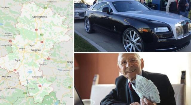 Ilu milionerów mieszka w Twoim mieście czy powiecie?