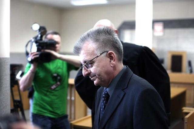 W piątek kolejna rozprawa w procesie Andrzeja Pęczaka.