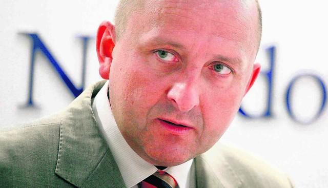 Czy prezes NFZ Jacek Paszkiewicz popełnił przestępstwo? Prokuratura to sprawdzi