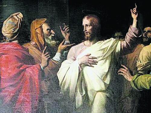 Dzisiaj w Liturgii Słowa usłyszymy zapowiedź zdrady