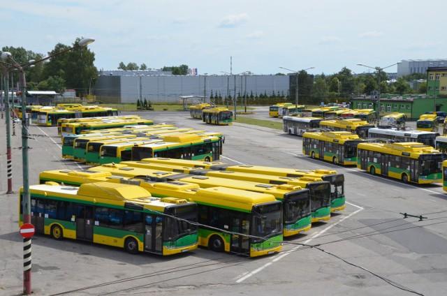 Zajezdnia autobusowa w Tychach