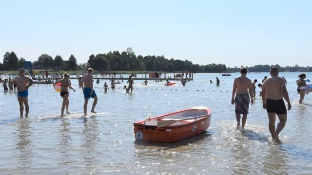 Kąpielisko w Wąsoszu otwarte. Od 10 lipca akwen jest strzeżony
