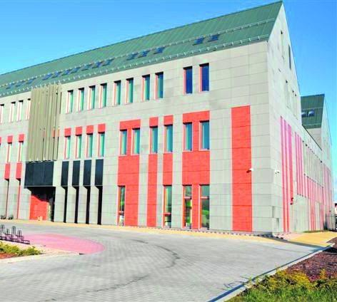 Nowy budynek sądu w Ząbkowicach Śląskich