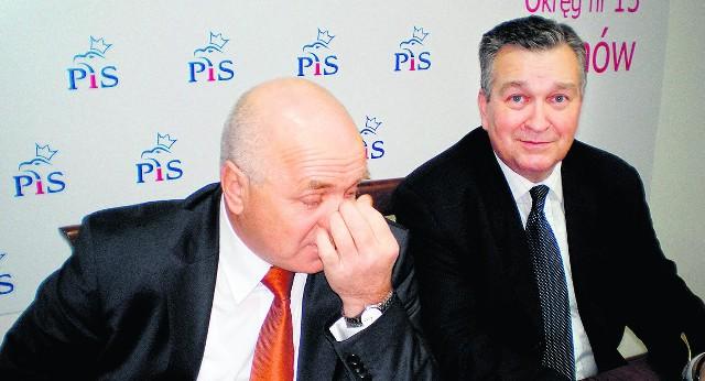 Posłowie Czesak i Rojek myślą o samorządowych karierach?