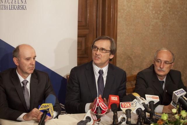 Naczelna Rada Lekarska obradowała w piątek w Łodzi