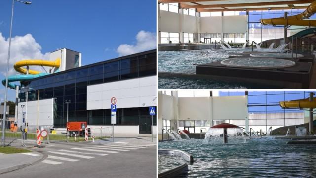 Otwarcie nowego aquaparku w Częstochowie już 4 września  Zobacz kolejne zdjęcia. Przesuwaj zdjęcia w prawo - naciśnij strzałkę lub przycisk NASTĘPNE