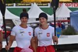 Kajakarze Sokolika Czernin intensywnie trenują na obozie sportowym w Szteklinie