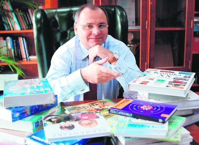Stanisław Wedler, prezes WSIP, stawia na najmłodszych