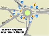 We Wrocławiu przybędą trzy nowe ronda