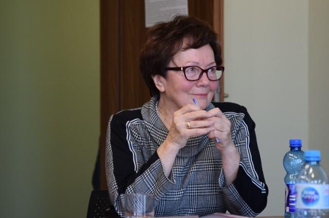 - Zarządzanie taką firmą, jaką jest jednostka służby zdrowia to ciągła ekwilibrystyka - przyznaje dyrektor szpitala Bożena Osińska.