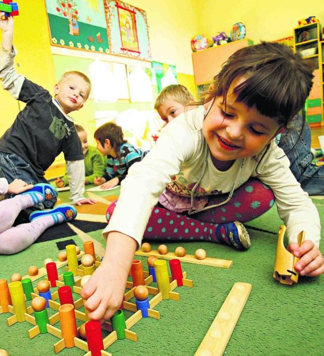 Trójmiejskie przedszkola czekają na nowych podopiecznych